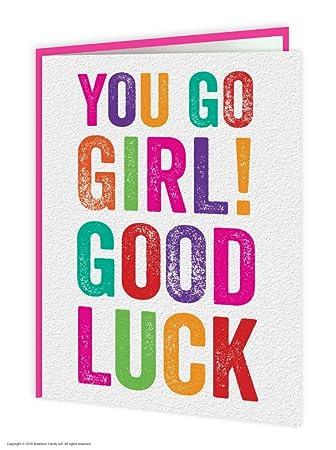 good luck cards