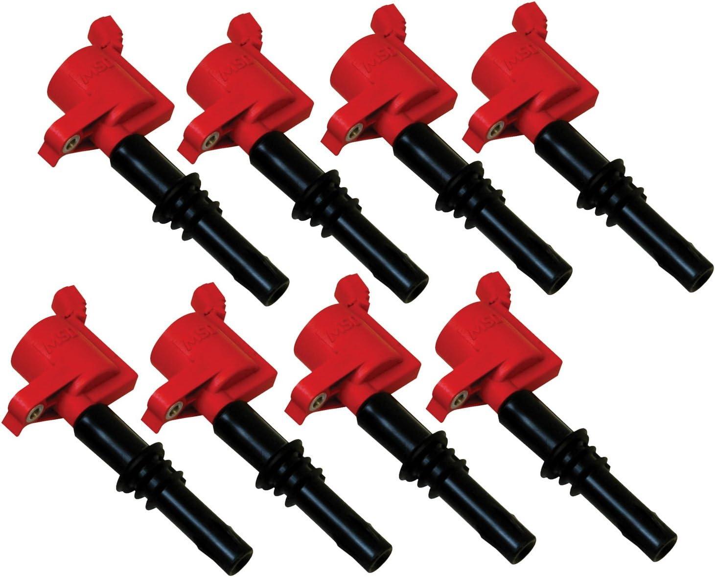 MSD 82438 Blaster Coil-on-Plug, (Set of 8)