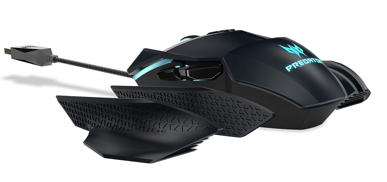 Nero Acer Predator Cestus 500 Mouse da Gioco