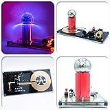 Sunnytech Spark Gap Tesla Coil Artificial Lightning Generator Touchable High Efficiency Science Project SGTC Tesla Coil Magic