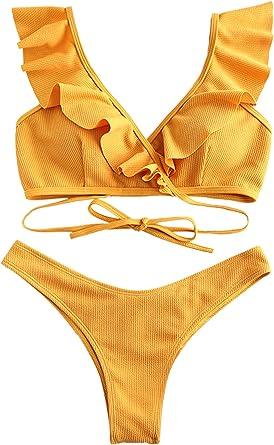 ZAFUL Damen Bikini-Set