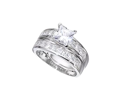 Channel Wedding Band