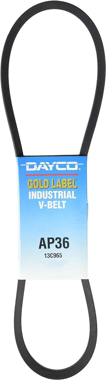 Dayco AP36 Super Blue Ribbon V-Belt