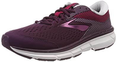 791d167a702 Brooks Women s Dyad 10 Purple Pink Grey 6 ...