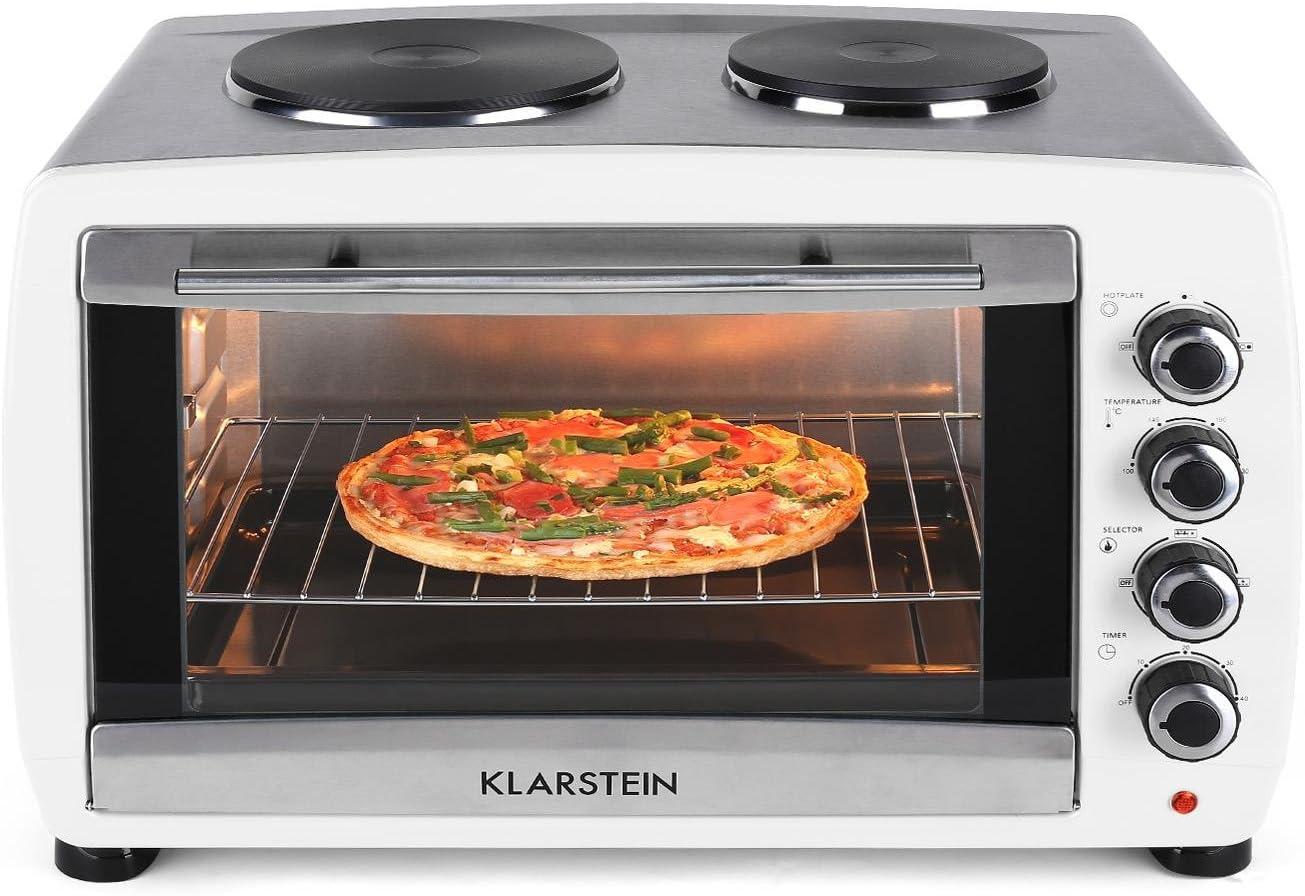 Los mejores hornos eléctricos portátiles