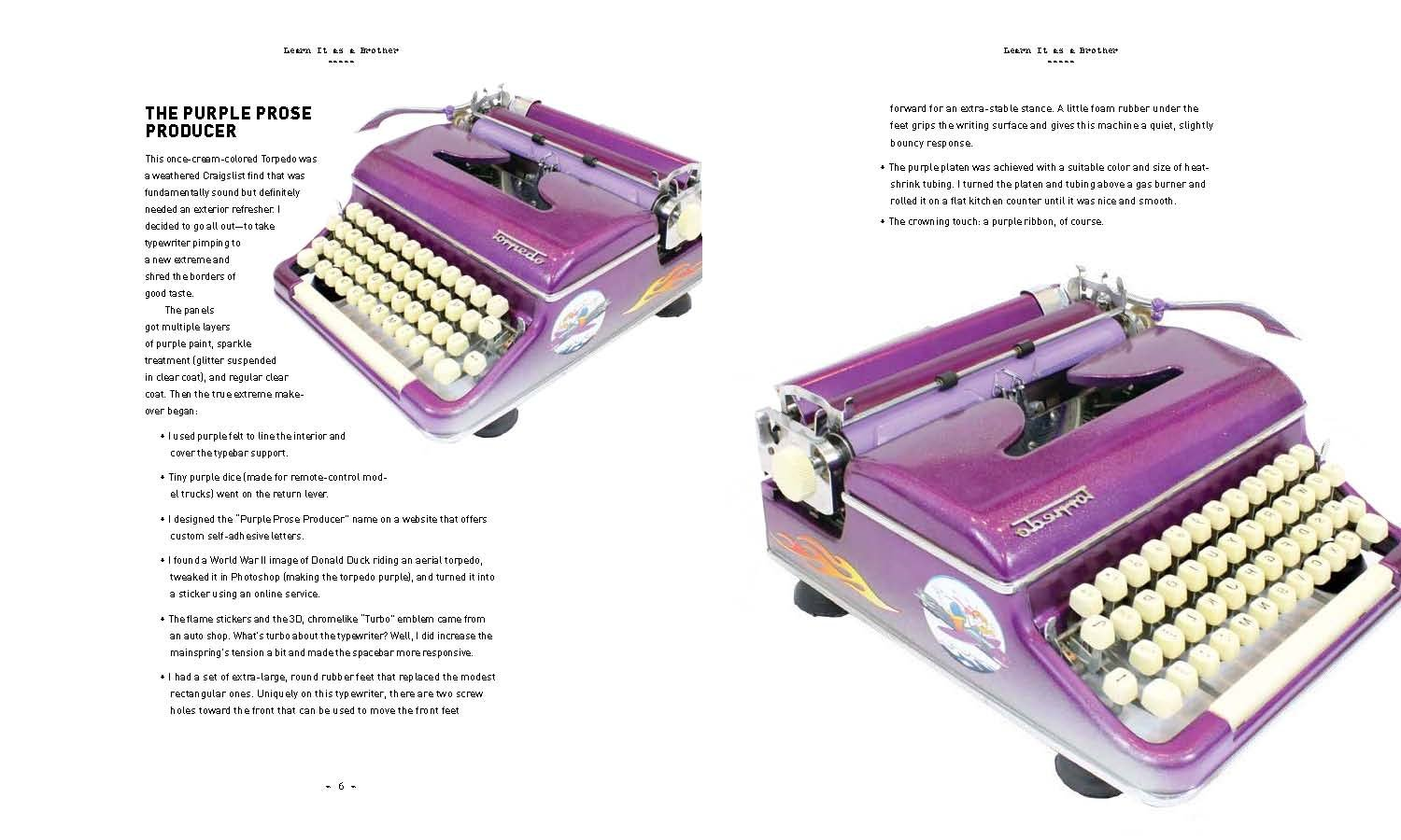 The Typewriter Revolution: A Typists Companion for the 21st ...