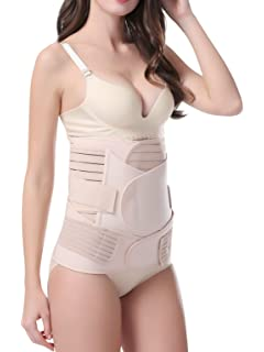 92cd45de807f8 Athaelay Postpartum Belly Wrap Body Recovery Shapewear Back Support Belt  Pelvis Band