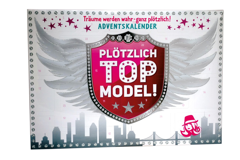 Maro Toys 60700 - Plö tzlich Top Model Adventskalender, bunt maro-toys GmbH