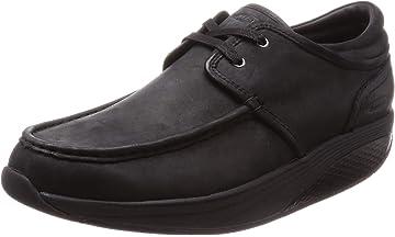 1fff60e34b41 MBT Shoes Men s Kheri 6S Lace Up Casual Shoe Leather lace-up