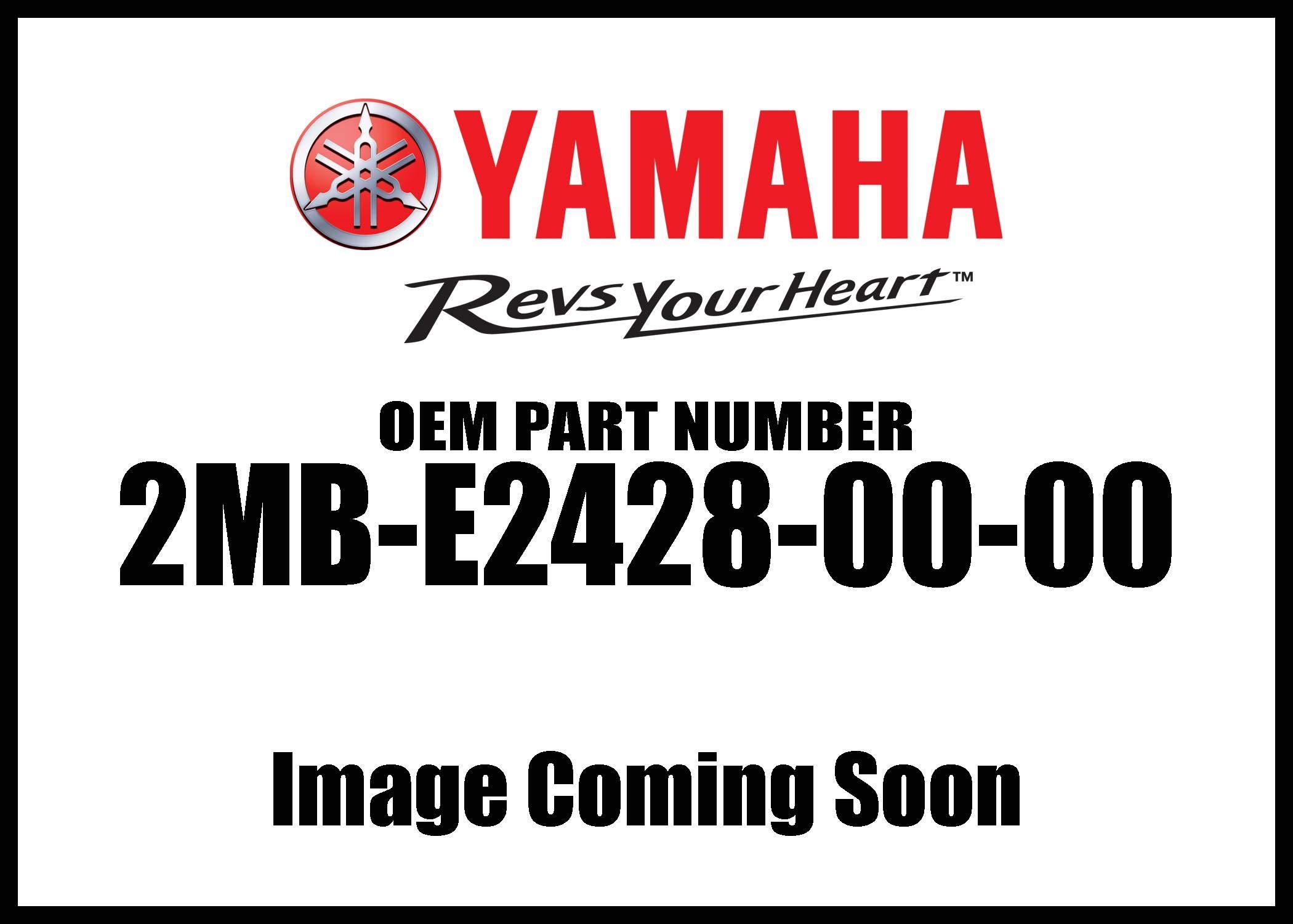 Yamaha New OEM 2MB-E2428-00-00 Gasket, HOUSING CO 2MBE24280000