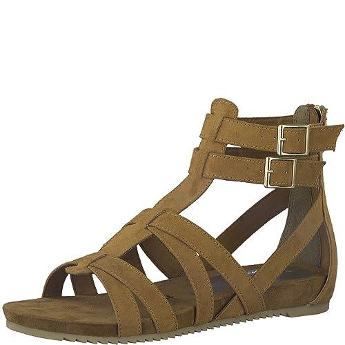 Tamaris 1 1 28609 30 Damen Sandale, Sandalette, Sommerschuhe für die modebewusste Frau