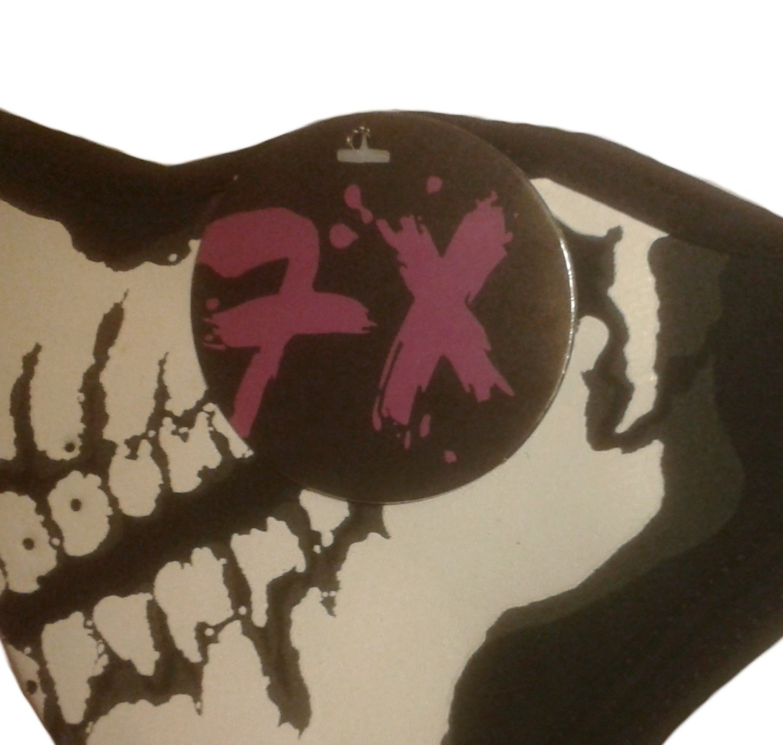 7X - - Pasamontañas para hombre color multicolor