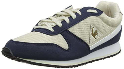 Le Coq Sportif Alpha II W Sport Dress Blue/Turtle Dove, Zapatillas para Mujer: Amazon.es: Zapatos y complementos