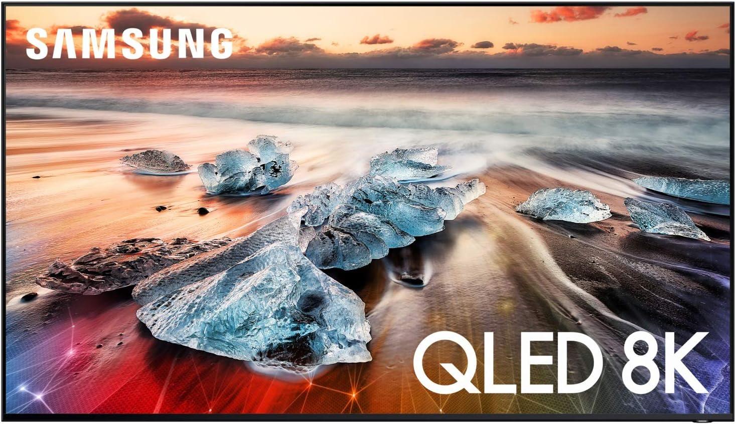 Samsung QP82R-8K QLED (7680x4320 8K UHD, Tizen OS, HDMI, USB, LAN): Amazon.es: Electrónica