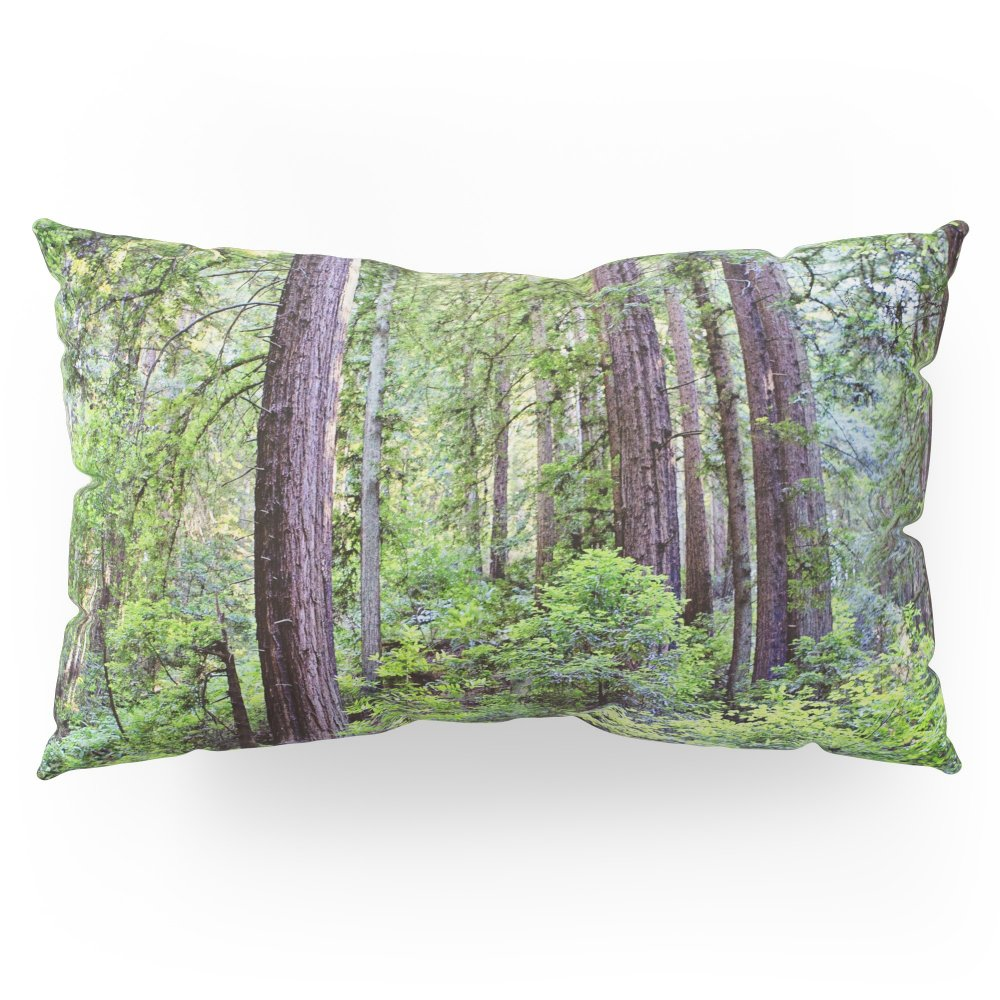 Society6 The Light Through The Woods Pillow Sham King (20'' x 36'') Set of 2
