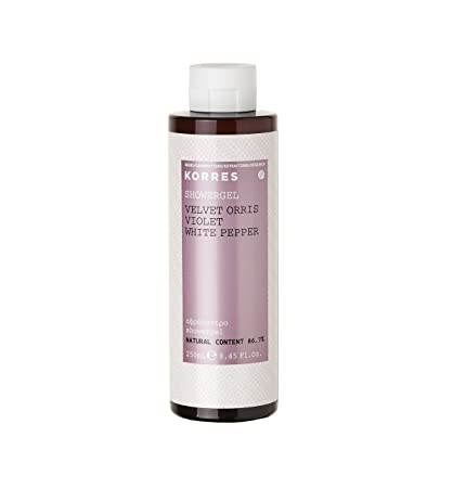 Show ergel Velvet ORRIS/Violet/White Pepper 250 ml