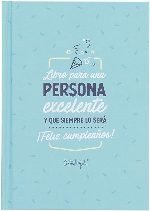 Amazon.com - Mr. Wonderful Happy Birthday Book for One ...