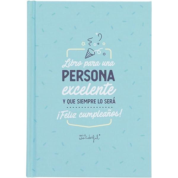 Mr. Wonderful Libro Persona excelente y Que Siempre lo será ...