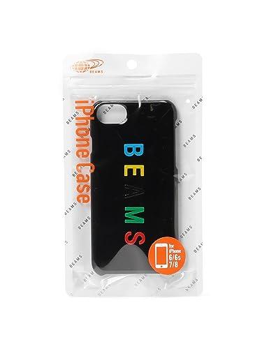 89ad8a9e0a Amazon | (ビーピーアールビームス) bpr BEAMS/BEAMS/カラーロゴ iPhone8 ...