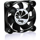AAB Cooling Fan 4 - Un Silencioso Ventilador PC de la Serie Económica | Fan 40mm | Ventilador 12V | Ventilador 4cm | Ventilador de Portatil | 5,8 m3/h | 3200 RPM