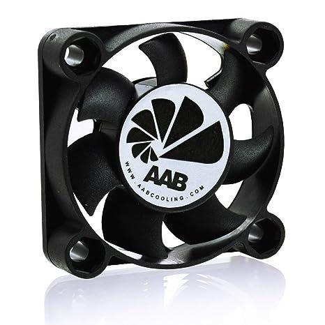 AAB Cooling Fan 4 - Un Silencioso Ventilador PC de la Serie Económica | Fan 40mm