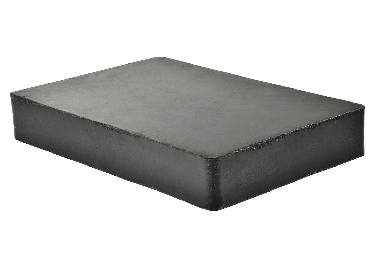 SE JT34446RB 6 x 4 x 3 4 Rubber Bench Block