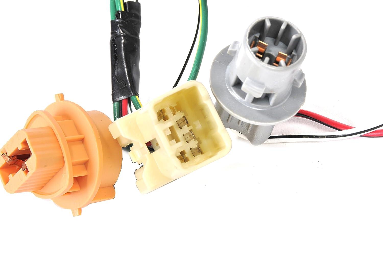 ACDelco 19204787 GM Original Equipment Tail Light Wiring Harness