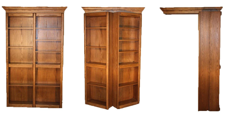 Amazon.com: 4u0027 Oak Murphy Door Fully Assembled Unstained: Kitchen U0026 Dining