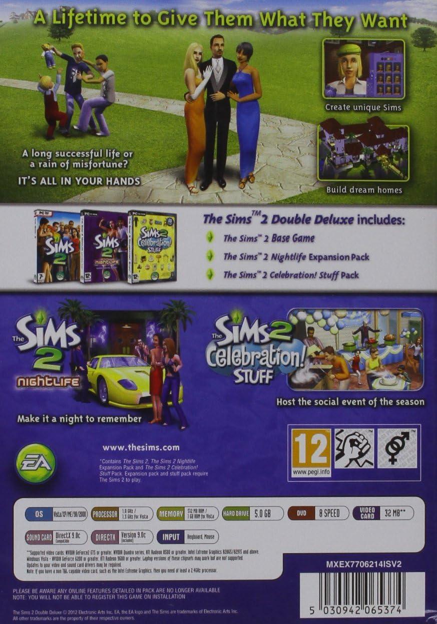 Amazon com: The Sims 2
