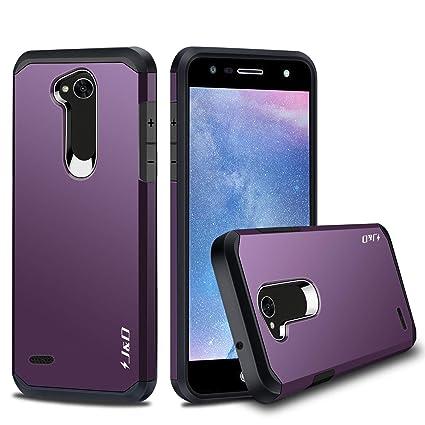 Amazon.com: LG X Power 2 Caso, LG V7 Caso, [ArmorBox] [Dual ...