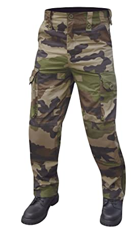 Patrol Hose Guerilla Ripstop Tarnmuster Camouflage Europe Centrale Gr. M b6e63e5a9f7