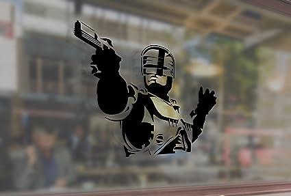 Sticker Robocop Car Decal