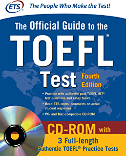 amazon com official guide to the toefl test with downloadable tests rh amazon com the official guide to the toefl ibt 4th edition + cd free download the official guide to the toefl ibt 4th edition software only..exe