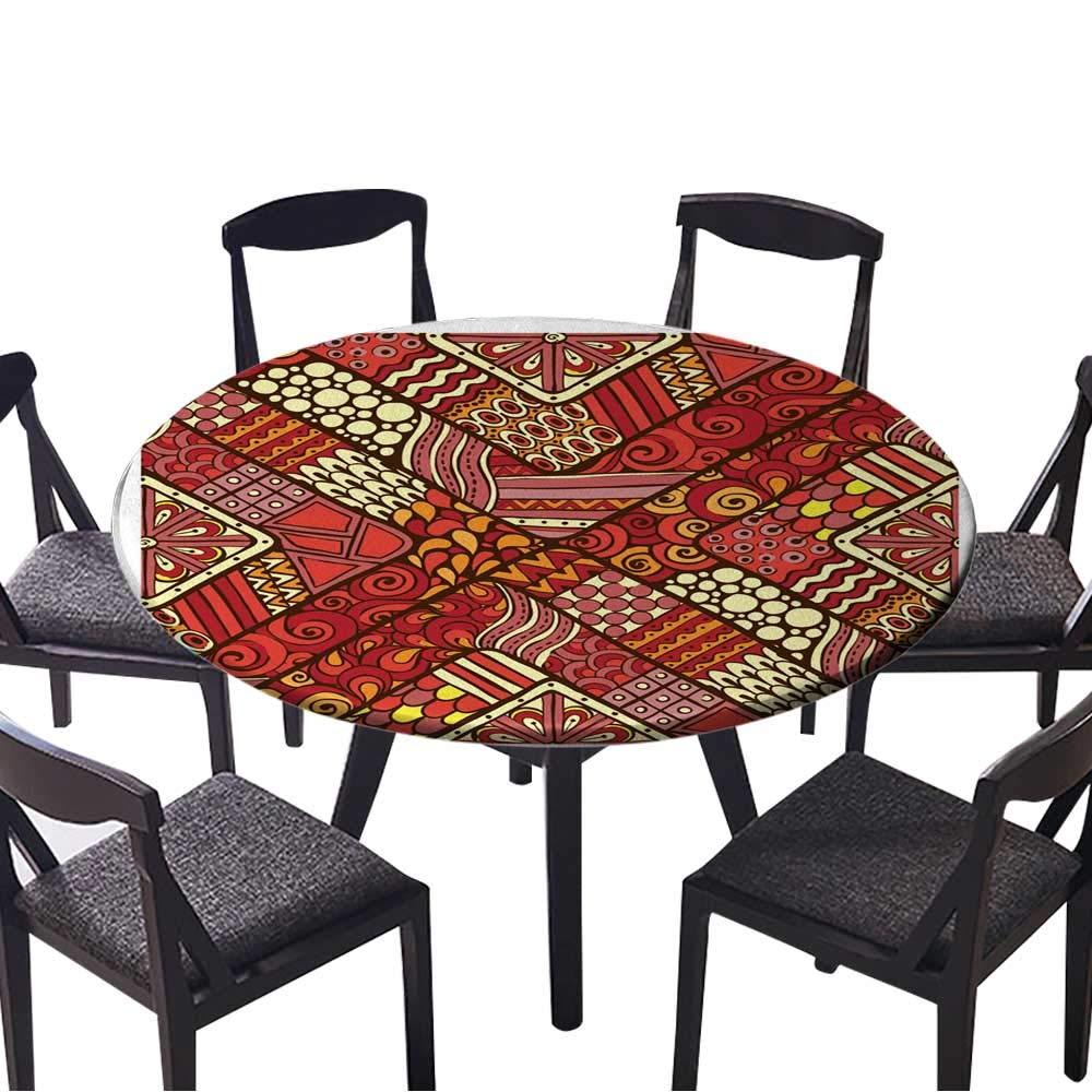 お手入れが簡単な布製テーブルクロス スパストーン ホワイトオーキッドと竹の枝 木製テーブル 木製壁背景 ホーム/パーティー/ウェディング用 (エラスティックエッジ) 35.5