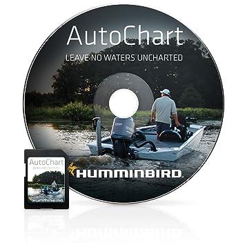 Humminbird LakeMaster AutoChart PC Pro Software with Zero