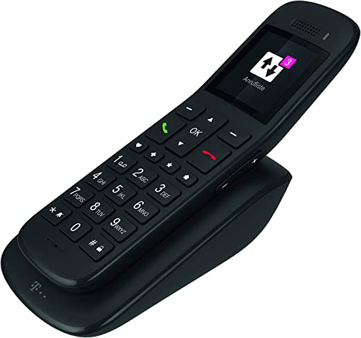 Telekom Speedphone 32 Ebony Ebenholz Elektronik