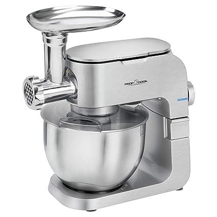 ProfiCook PC-KM 1151 1300W 6.5L Acero inoxidable - Robot de cocina (6