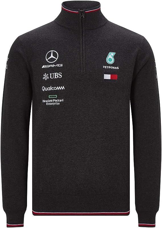 Mercedes AMG Petronas Sudadera Fleece Driver Motorsport Team F1 ...