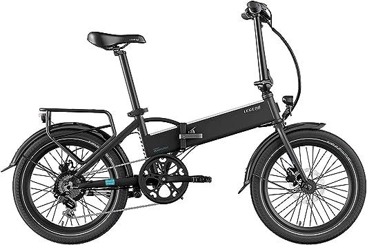 Legend Monza Bicicleta Eléctrica Plegable Smart eBike Ruedas de ...