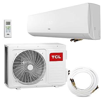 Hedendaags TCL 12000 BTU Quick-Connector Klimagerät Split Klimaanlage 3,5kW QN-47