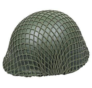 Offered in Catawikis Militaria Auction (1946-Present): USA M1 helmet, end of.