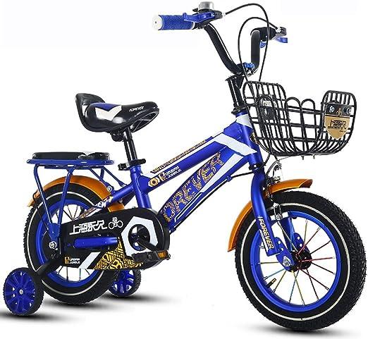 Bicicletas para niños Guo Shop Freestyle, 14 Pulgadas Niños y ...