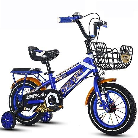 Amazon.com: yxgh- Freestyle bicicleta de niños, 14 inch ...