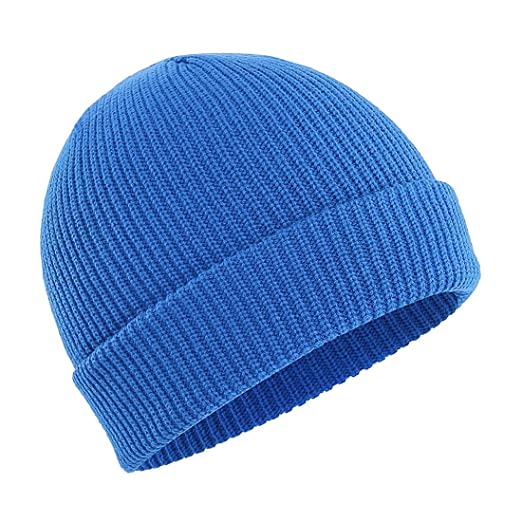 566c0d36 Winrase Man's or Woman's Winter Warm Knitting Hats Unisex Beanie Cap Daily  Beanie Hat