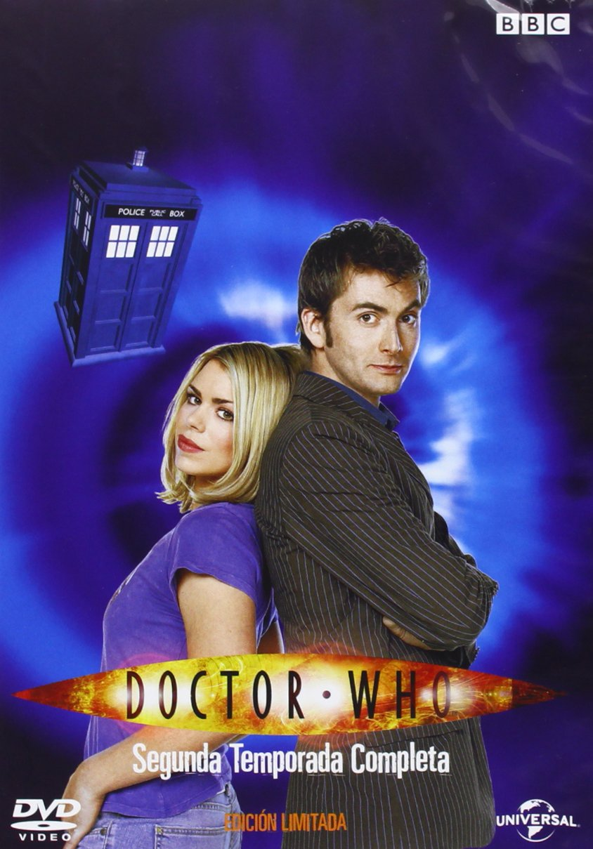 Doctor Who - 2ª Temporada [DVD]: Amazon.es: David Tennant, Matt ...