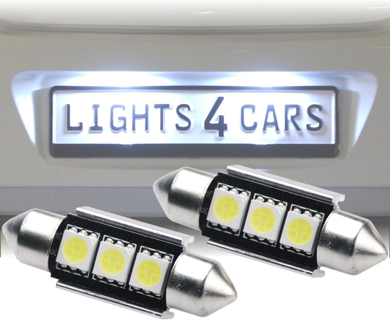 SMD DEL Éclairage intérieur Mercedes w203 s203 Classe C Xenon Blanc Intérieur Lumière