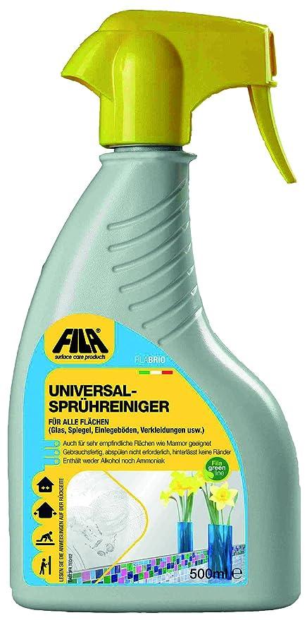 niepokonany x niepokonany x autentyczny Fila BRIO Universal spray cleaner for glazed ceramic tiles ...