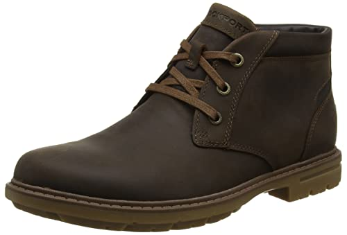 Rockport Men's Tough Bucks Chukka Boots, Brown (Tan), 7 UK 40.5 EU