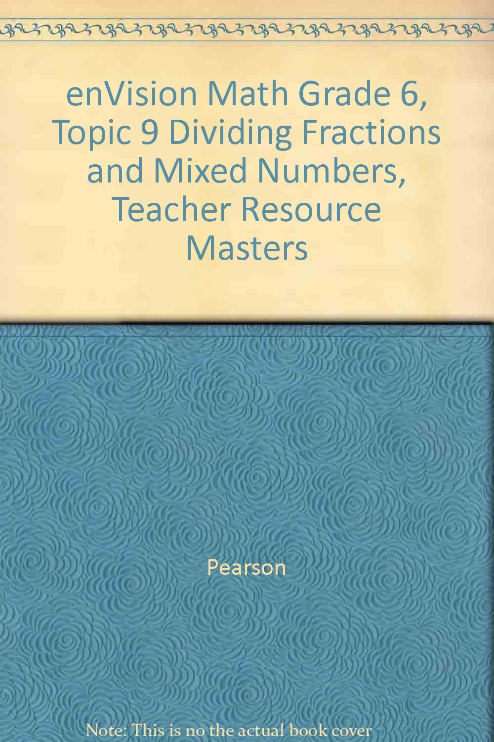 resource master for grade 6