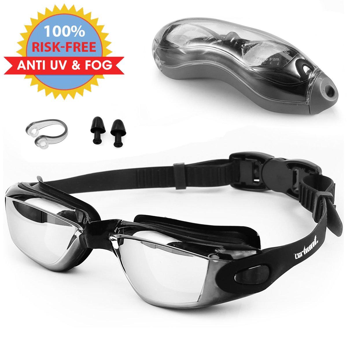 4414b64634b Zerhunt Swim Goggles
